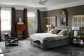 Grey Bedrooms With Stylish Design