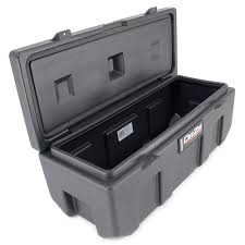 DeeZee Specialty Series Storage Box - Chest Style - Poly Plastic ...
