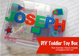Easy Diy Toy Box by Diy Toddler Toys Part I The Homes I Have Made