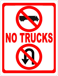 No Trucks No U-Turns Sign | Rules & Regulations | Pinterest | Products No Trucks In Driveway Towing Private Drive Alinum Metal 8x12 Sign Allowed Traffic We Blog About Tires Safety Flickr Stock Photo Royalty Free 546740 Shutterstock Truck Prohibition Lorry Or Parking Icon In The No Trucks Over 5 Tons Sign Air Designs Vintage All No Trucks Over 6000 Pounds Sign The Usa 26148673 Alamy Heavy 1 Tonne Metal Semi Allowed Illustrations Creative Market Picayune City Officials Police Update Signage Notruck Zone