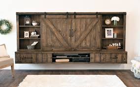 Farmhouse - Woodwaves Urban Woodcraft Interior Barn Door Reviews Wayfair Doors Tv Custom Sized And Finished Www Gracie Oaks Cleveland 60 Stand Farmhouse Woodwaves 50 Ways To Use Sliding In Your Home 27 Awesome Ideas For The Homelovr Remodelaholic 95 To Hide Or Decorate Around Custom Made Reclaimed Wood By Heirloom Llc Headboard Window Covers Youtube 9 You Can Southern California Double Closet