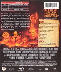 Halloween 3 Rob Zombie Cast by Halloween Remake Director U0027s Cut Horrordigital Com
