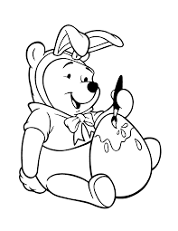 Download Coloring Pages Pooh Winnie The Printable