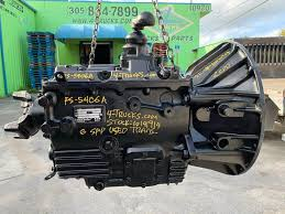 100 Used Truck Transmissions For Sale 2005 EatonFuller FS5406A Transmission Miami FL