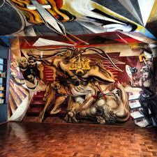David Alfaro Siqueiros Murales Y Su Significado by La Sorprendente Historia Del Mural De Siqueiros En Chile Live Gap