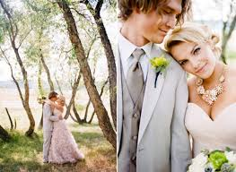 Picture Of Rustic Glam Wedding Inspiration