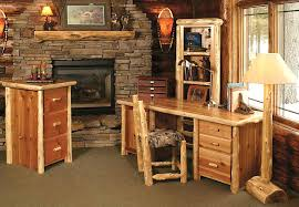office desk rustic home office desks luxury furniture pine