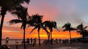 100 Sunset Plaza Apartments Anaheim Sunniest Cities In US Sebastian Vero Beach Port St