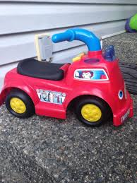 100 Fisher Price Fire Truck Ride On Find More For Sale At Up To 90 Off