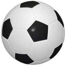 Mini Foam Soccer Ball Back Side BalloonsAndWeights