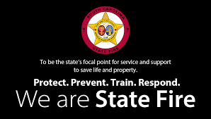 Cabinet Level Agencies Are Responsible To by Sc State Fire