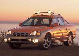 100 Subaru Truck Car The Baja Is The Turbocharged Mini In A League Of Its