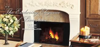 Fireplace Mantels Surrounds Hearths Overmantels Limestone