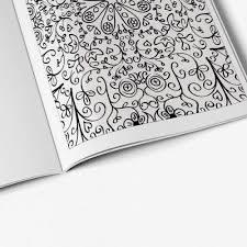 Anti Stress Coanti Coloring Book Floral Designs Vol 2 Pageloring