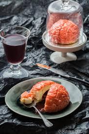 cuisiner cervelle cervelles de zombies vanille fraise dessert pour