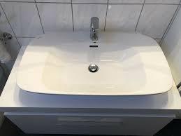 badezimmer waschtisch schrank unterschrank keramag silk