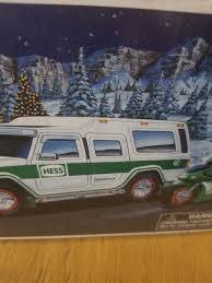 100 2004 Hess Truck UPC 72907104 Toy Sport Utility Vehicle