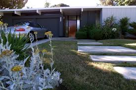 100 Eichler Landscaping Midcentury Homes In California Los Angeles Times