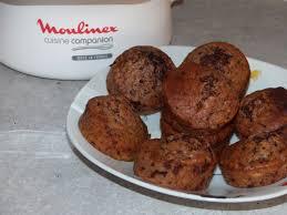 dessert rapide chocolat banane muffins à la banane et au chocolat recette simple et rapide pour