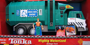 Amazon.com: Tonka Mighty Motorized Garbage Truck With Figure: Toys ... Tonka Mighty Motorized Vehicle Frontloader Garbage Waste Buy Motorised Truck Online At Toy Universe Blue Empties Container Youtube Matchbox Large Walmartcom Mighty Dump Truck 07701 My First Strong Arm Amazoncouk Toys Amazoncom Dickie Light And Sound Pump Action Garbage Truck Automotive Side Loader Department Trash For Sale Best 2018 Ffp Play Vehicles Amazon Canada