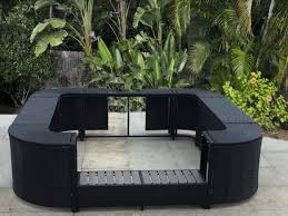Storage Mspa Spa Rattan Spa Surround Hot Tub Lay-z Tropical Hardwood ... Shop Costway 4 Pieces Patio Fniture Wicker Rattan Sofa Set Garden Tub Chair Chairs Increase Beautiful Design To Your House Rattan Modern Shell Retro Design Outdoor Ding Asmara Oliver Bonas New Black Poly Spa Surround Hot Chic Tropical Cheap Find Deals On Line At Round Fan Lily Loves Shopping Gray Adrie By World Market Products Sets