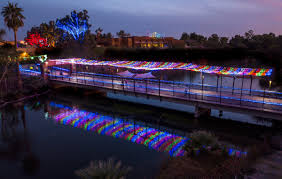 Zoo Turns Into A Musical Light Extravaganza Arizona Destinations