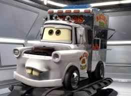 Tow Mater's Disguises... And With All The Monster Truck Posts I've ...