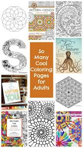 So Many Cool Coloring Pages For Adults O TinyRottenPeanuts