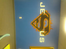 Superhero Bedroom Decorating Ideas by Kayley And Kelsey Painted This On Our Super Hero Themed Sunday