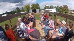 Casola Farms Halloween by Haunted Hayride Conklin Farm Youtube