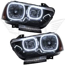 2011 2014 dodge charger pre assembled headlights non hid