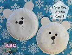 Easy Winter Crafts Preschoolers Polar Bear Ideas Bears On Paper Roll Penguin Craft