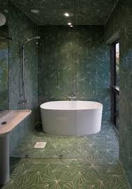 bathroom tile idea use the same tile on the floors and the walls