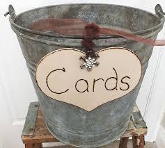 Cards Sign Wedding Card Box DIY Rustic Barn Vineyard Decor