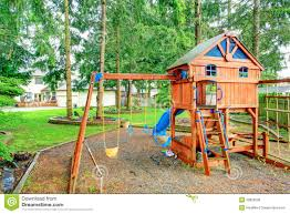 Playground For Kids. Backyard View Stock Photo - Image: 39823500 Landscaping Ideas Kid Friendly Backyard Pdf And Playgrounds Playground Accsories A Sets For Amazoncom Metal Swing Set Swingset Outdoor Play Slide For Children Round Yard Kids Free Images Grass Lawn Summer Young Park Backyard Playing Home Decor Design Steel Discovery Prairie Ridge All Cedar Wood With Patio Area And Stock Photo Refreshing Your Kids Carehomedecor Fun Ways To Transform Your Into A Cool Weston Walmartcom Backyards Bright Small Cream