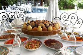 la cuisine marocaine com australie un dîner charitable avec de la cuisine marocaine au menu