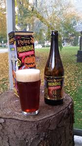 Imperial Pumpkin Ale by Review Paranormal Imperial Pumpkin Ale By Flying Monkeys Craft