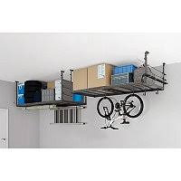 performance series versarac 4 x 8 adjustable ceiling storage