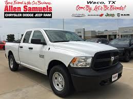NEW 2018 RAM 1500 TRADESMAN QUAD CAB® 4X4 6'4
