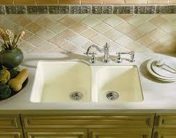 Kohler Sink Rack Biscuit by Kohler K 5931 4u 96 Executive Chef Undercounter Kitchen Sink