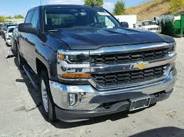 100 Salvage Truck Auction Damaged Chevrolet Silverado 1500 Car For Sale And