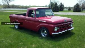 Ford Pickup: Unibody Ford Pickup
