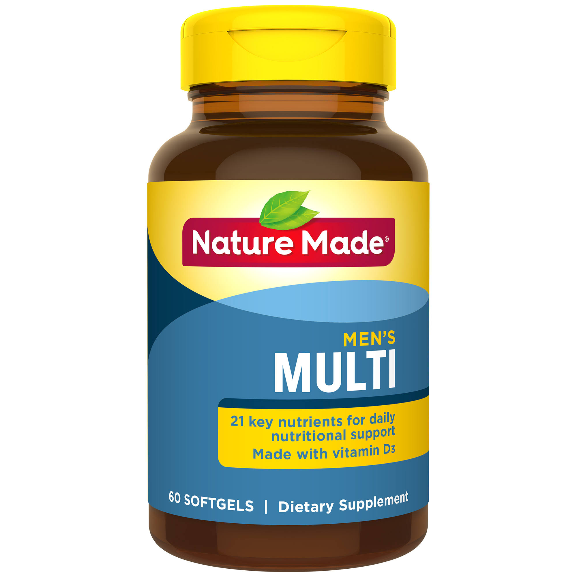 Nature Made Multi For Him - 60 Softgels