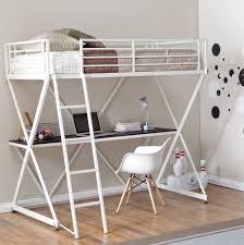 bunk bed with desk walmart bunk beds design home gallery