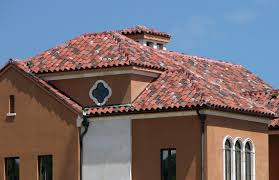 Ludowici Roof Tile Green by Roman Roof Tile Clay 16 Straight Barrel Mission Ludowici