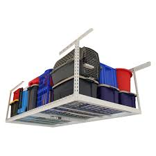 Racor Ceiling Storage Lift Canada by Racor Heavylift Overhead Garage Storage Hayneedle