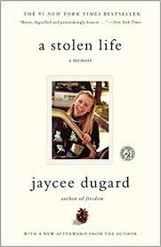 A Stolen Life Memoir Jaycee Dugard 8601420079953 Amazon Books