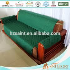 canapé matelassé chine en gros microfibre meubles protecteur réversible housse de
