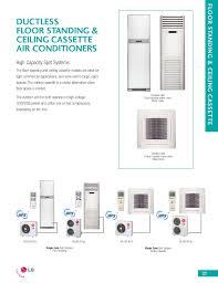 Mini Split Ceiling Cassette Air Conditioner by Lg Ceiling Cassette Dimensions Lg Ceiling Cassette Air