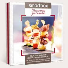 smartbox cours de cuisine smartbox découvertes gourmandes